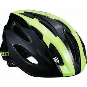 BBB Condor BHE-35 Casque, black/neon yellow